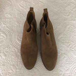 Jcrew factory booties
